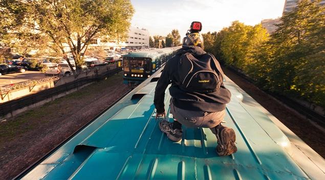 термобелье полиэстера сонник ходить по крыше вагона обыкновенное нижнее